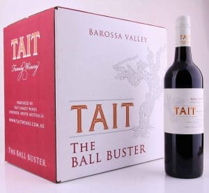 The Ball Buster Wine Box - Tait