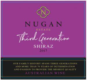 Nugan 3rd Gen Shiraz 2017 Hi-Res Label