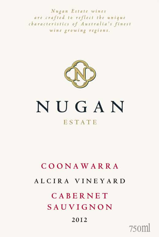 Nugan Alcira Cabernet Sauvignon 2012 Hi-Res Label