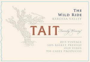 Tait The Wild Ride GSM 2015 Hi-Res Label