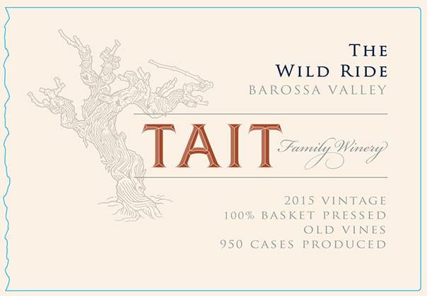 Tait The Wild Ride GSM 2015 Hi-Res Label