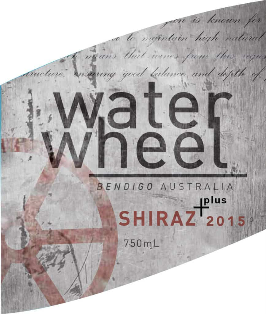 Water Wheel Shiraz Plus 2015 Hi-Red Label
