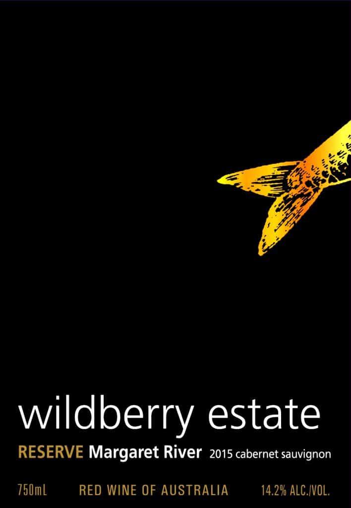 Wilberry Reserve Cabernet Sauvignon 2015 Hi-Res Label