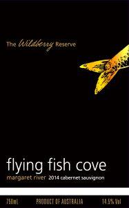 Wildberry Reserve Cabernet Sauvignon 2014 Hi-Res Label