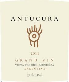 Antucura Gran Vin 2011 Hi-Res Image