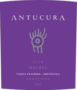 Antucura Malbec 2016 Hi-Res Label