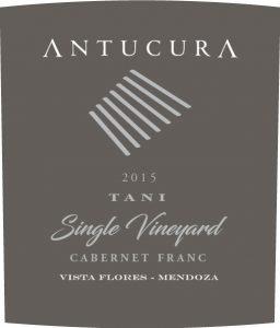 Antucura Single Vineyard Tani Cabernet Franc 2015 Hi-Res Label