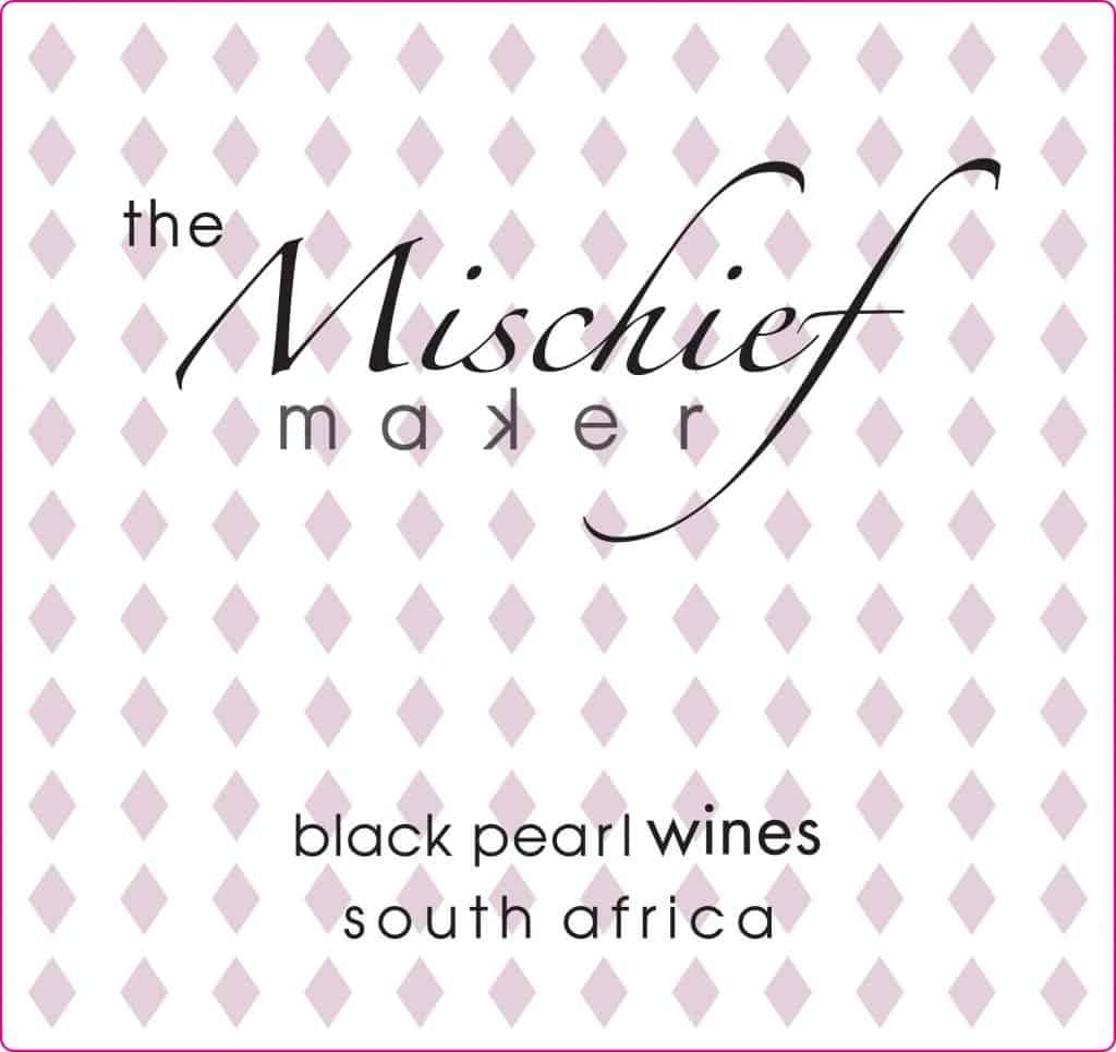 Black Pearl Mischief Maker 2016 Hi-Res Label