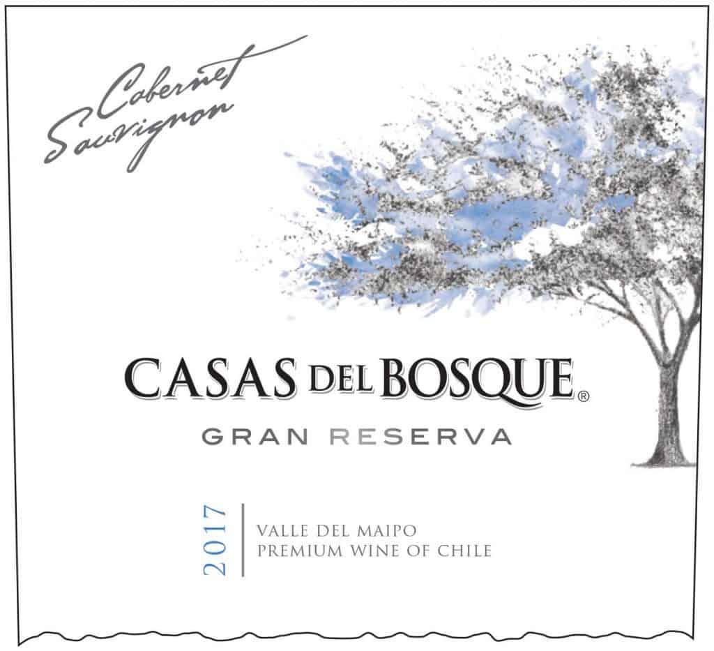 Casas del Bosque Gran Reserva Cabernet Sauvignon 2017 Hi-Res Label