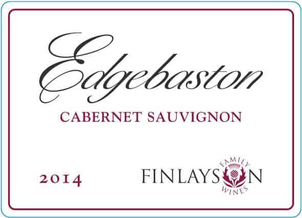 Edgebaston Cabernet Sauvignon 2014 Hi-Res Label