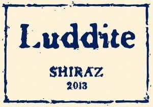 Luddite Shiraz 2013 Hi-Res Image