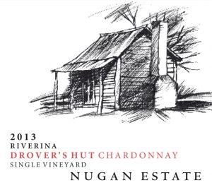 Nugan Estate Drovers Hut Chardonnay 2013 Hi-Res Label