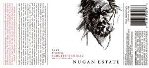 Nugan Estate Scruffys Shiraz 2012 Hi-Res Label