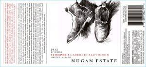 Nugan Estate Stompers Cabernet Sauvignon 2012 Hi-Res Label
