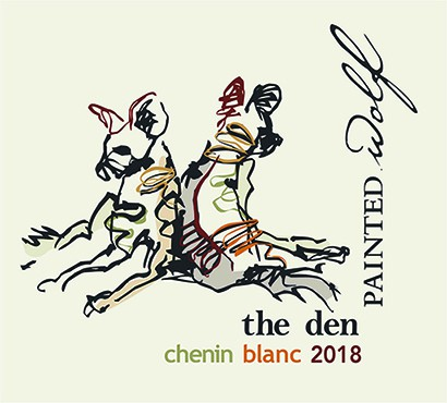 Painted Wolf The Den Chenin Blanc 2018 Hi-Res Image