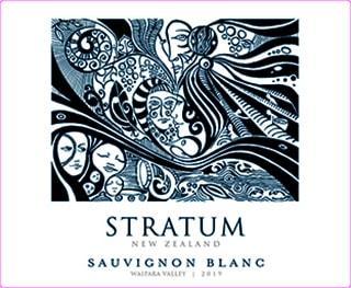 Stratum Pinot Noir 2019 Hi-Res Label