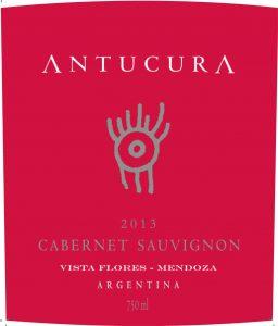 Antucura Cabernet Sauvignon 2013 Hi-Res Label