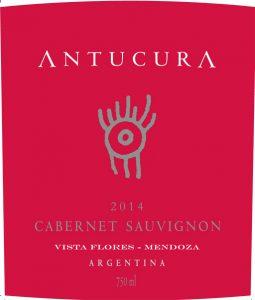 Antucura Cabernet Sauvignon 2014 Hi-Res Label