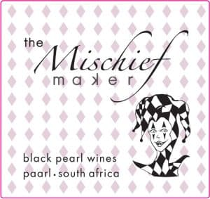 Black Pearl Mischief Maker 2013 Hi-Res Label
