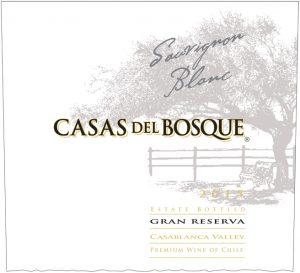 Casas del Bosque Gran Reserva Sauvignon Blanc 2015 Hi-Res Label