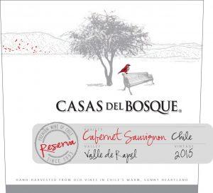 Casas del Bosque Reserva Cabernet Sauvignon 2015 Hi-Res Label