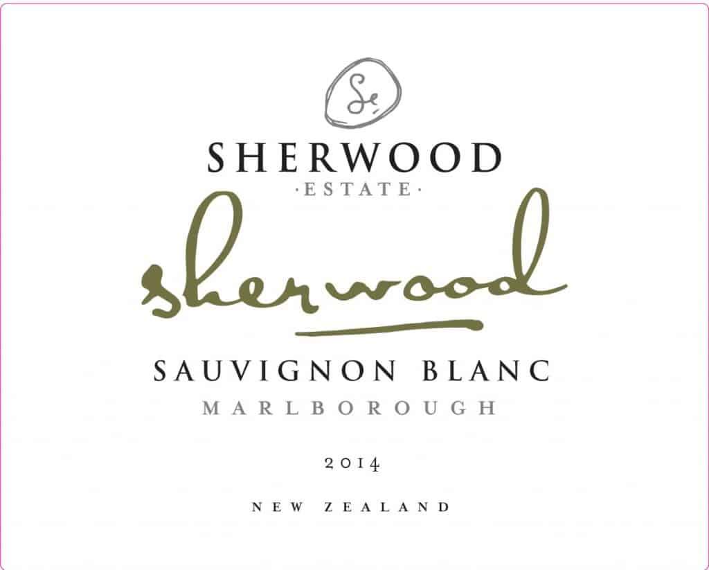 Sherwood Signature Sauvignon Blanc 2014 Hi-Res Label