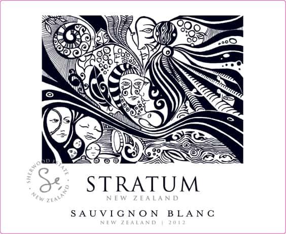 Stratum Sauvignon Blanc 2012 Hi-Res Label