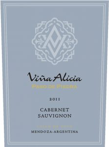 Vina Alicia Paso de Piedra Cabernet Sauvignon 2011 Hi-Res Label