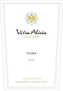 Vina Alicia Tiara 2013 Hi-Res Label
