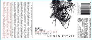 Nugan Scruffys Shiraz 2017