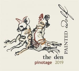 Painted Wolf The Den Pinotage 2019