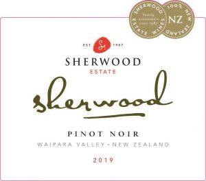 Sherwood Pinot Noir 2019 Front