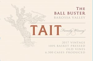 Tait Ball Buster 2017 front