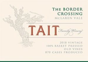 Tait Border Crossing 2018 front
