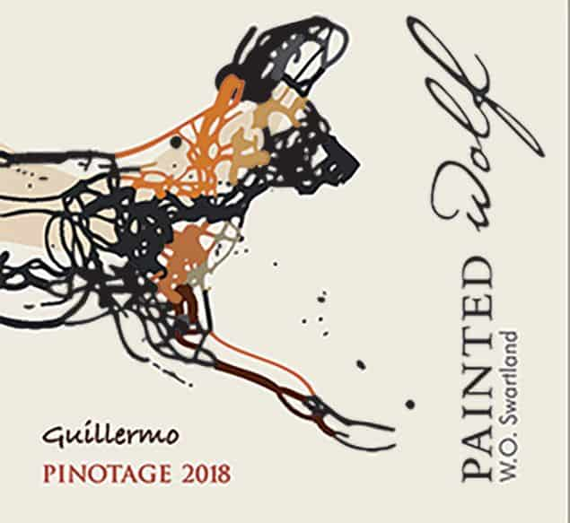 Painted Wolf Guillermo 2018 Pinotage