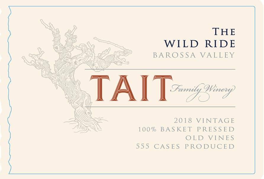 Tait Wild Ride 2018 front
