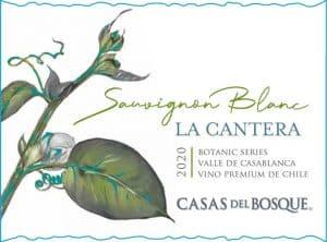Casas del Bosque La Cantera Sauvignon Blanc 2020